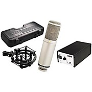 K2 Variable-Pattern Tube Microphone