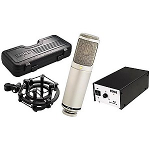 Rode Microphones K2 Variable-Pattern Tube Microphone by Rode Microphones