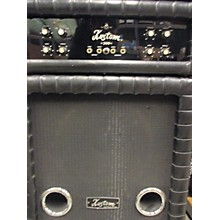 Kustom K200B W/ Tuck And Roll 2x15 CTS Cab Bass Stack
