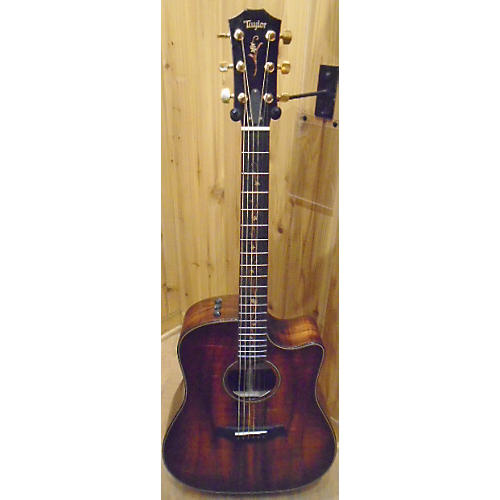 Taylor K20ce Acoustic Electric Guitar-thumbnail