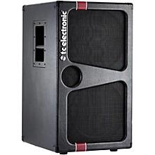 TC Electronic K212 2x12 400W Bass Cabinet Level 1
