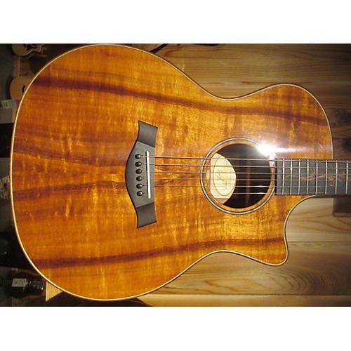 Taylor K24CE Acoustic Electric Guitar Natural Koa