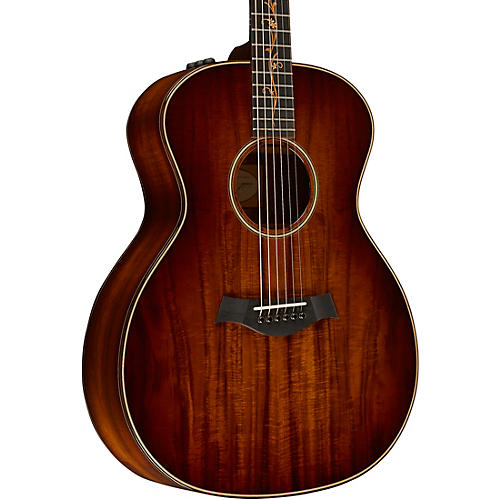Taylor K24e Grand Auditorium ES2 Acoustic Electric Guitar Shaded Edgeburst