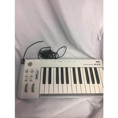 Korg K25 MIDI Controller