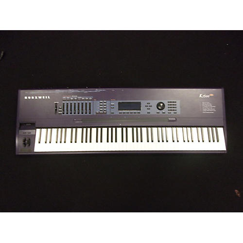 Kurzweil K2600XS Keyboard Workstation-thumbnail