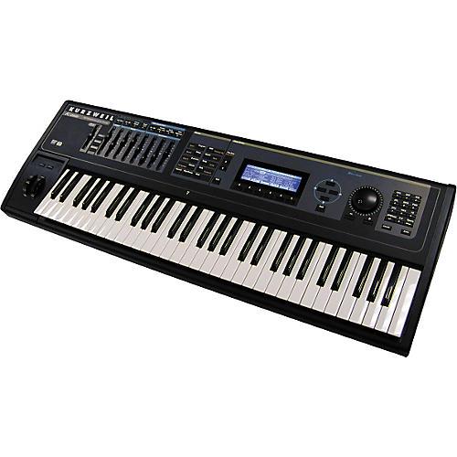 Kurzweil K2661 61-Key Keyboard Sampling Workstation-thumbnail