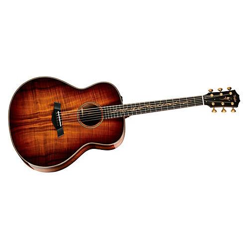 Taylor K28e Koa Series Grand Orchestra Acoustic-Electric Guitar