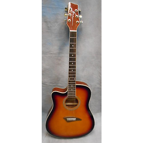 In Store Used K2LTSB Acoustic Electric Guitar