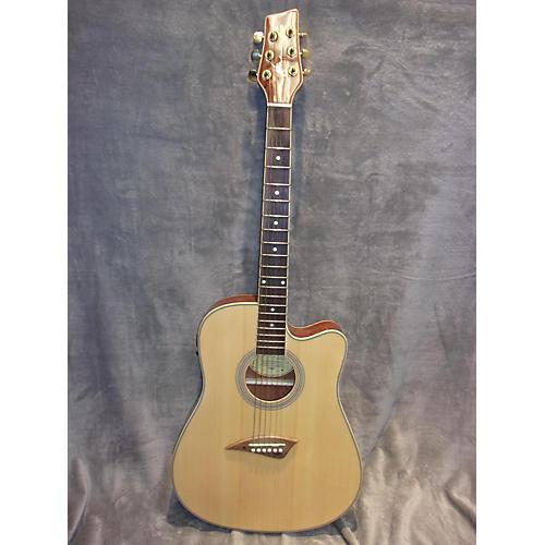 used kona k2n acoustic electric guitar guitar center. Black Bedroom Furniture Sets. Home Design Ideas