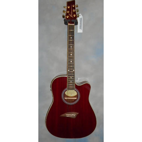 Kona K2TRD Acoustic Electric Guitar