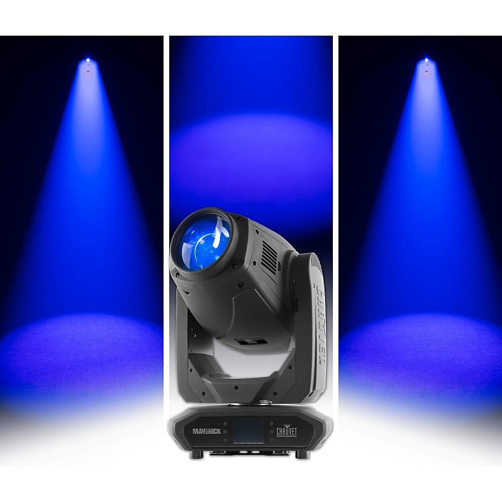 Chauvet Professional Maverick Mk1 Spot 350W Led Professional Moving Head Beam Light 1500000051719