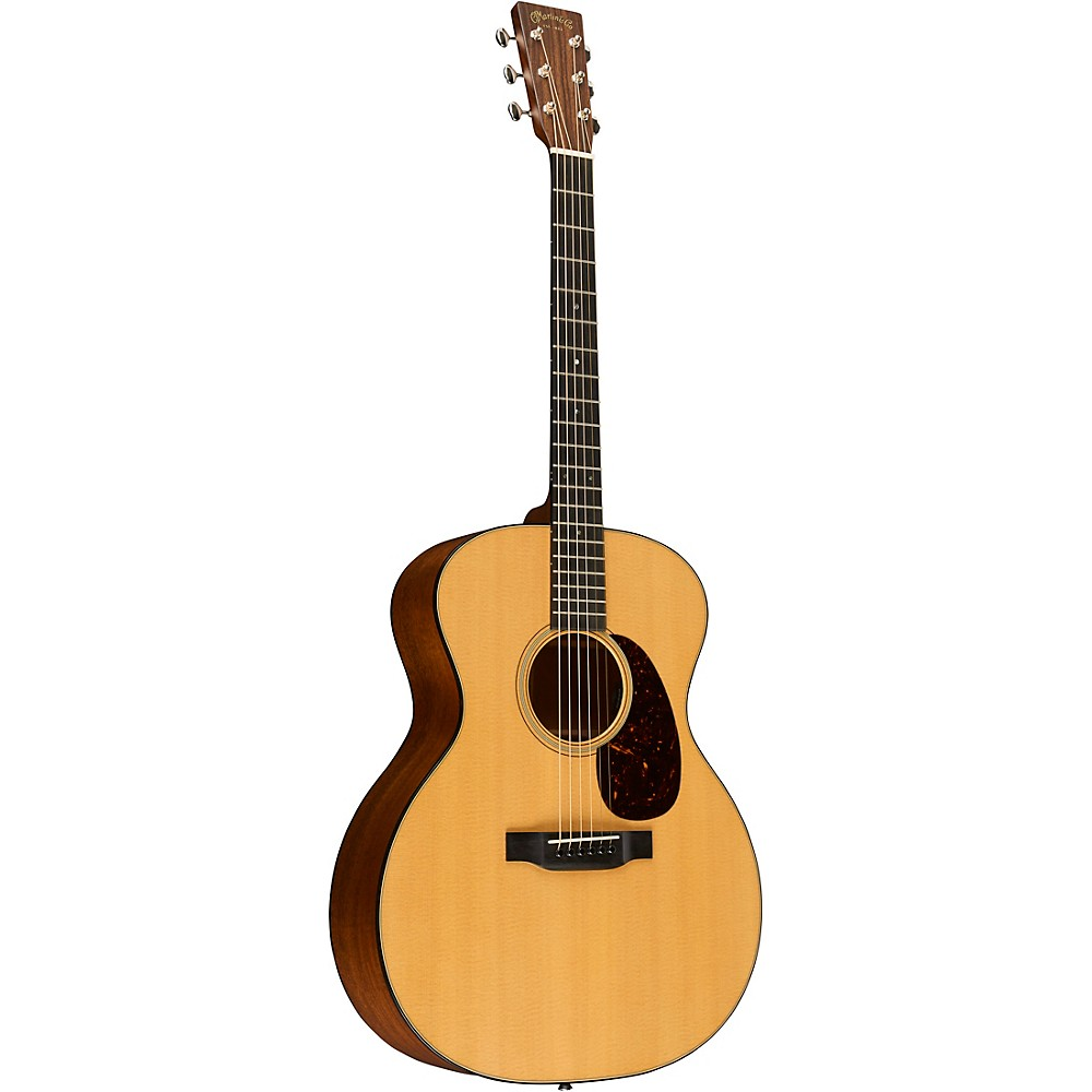 Martin GP-18E Grand Performance Acoustic-Electric with Fishman Electronics High Gloss Natural 1500000145443