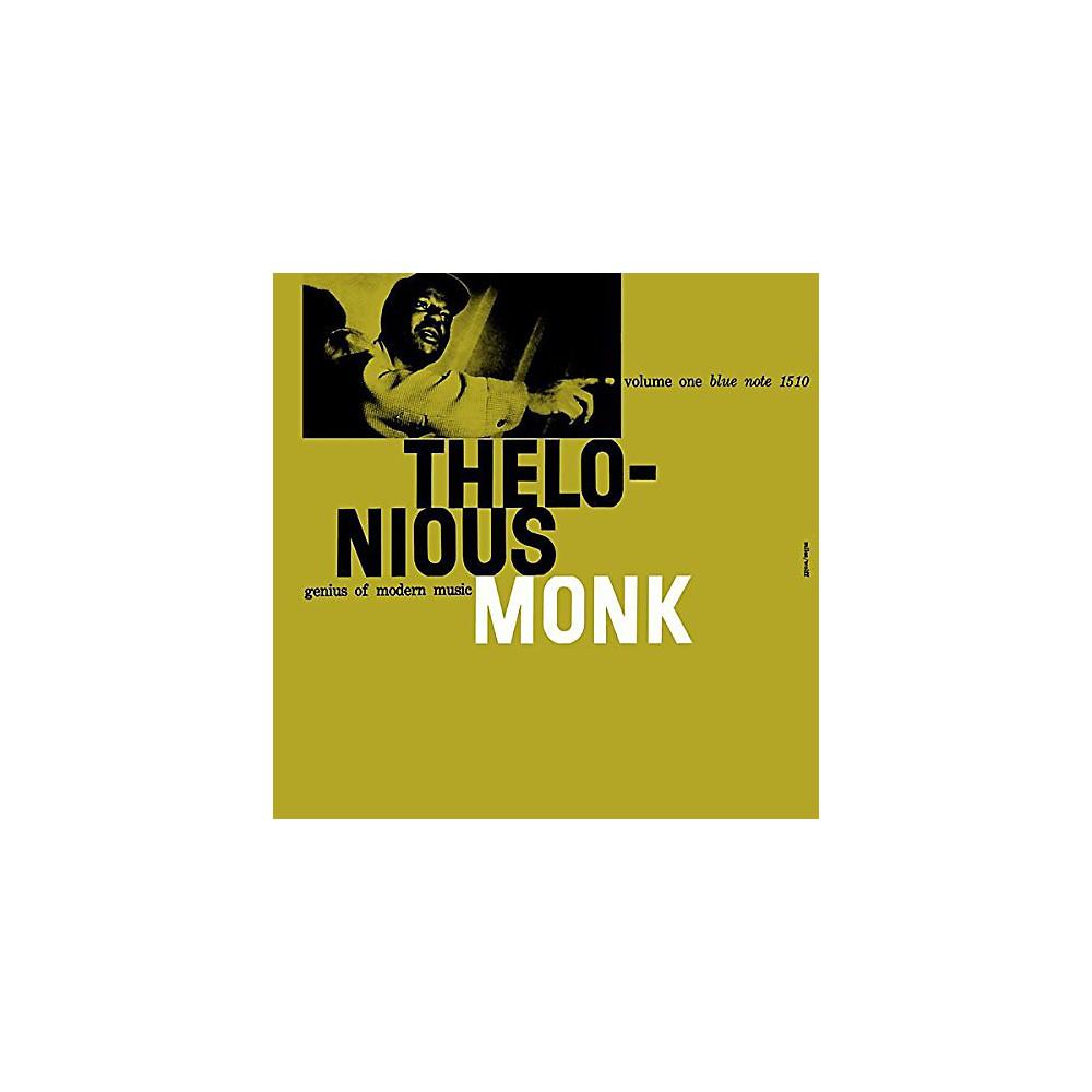 Alliance Thelonious Monk - Genius of Modern Music Volume One 1500000155781