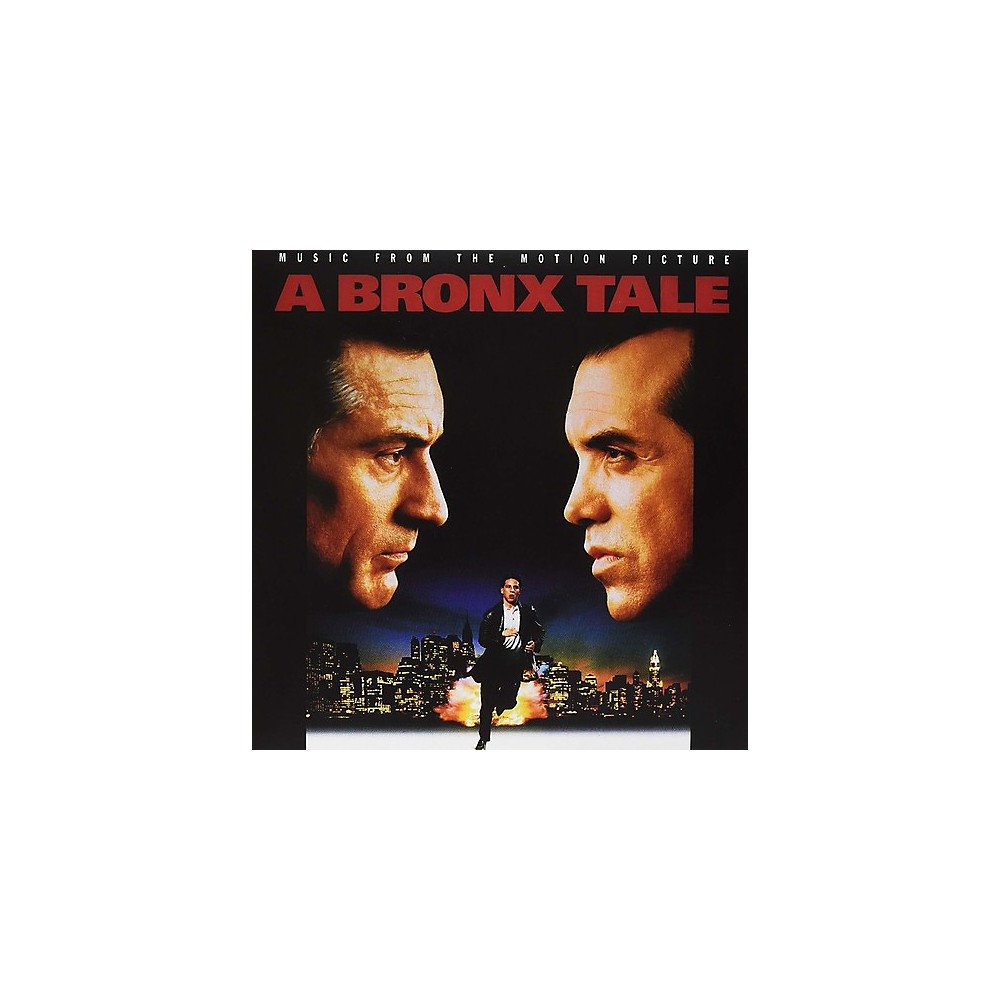 Alliance Various Artists A Bronx Tale 1500000155885