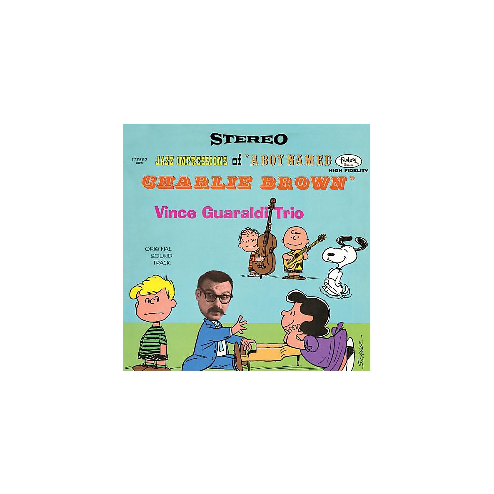 Alliance Vince Guaraldi Jazz Impressions Of A Boy Named Charlie Brown 1500000156718
