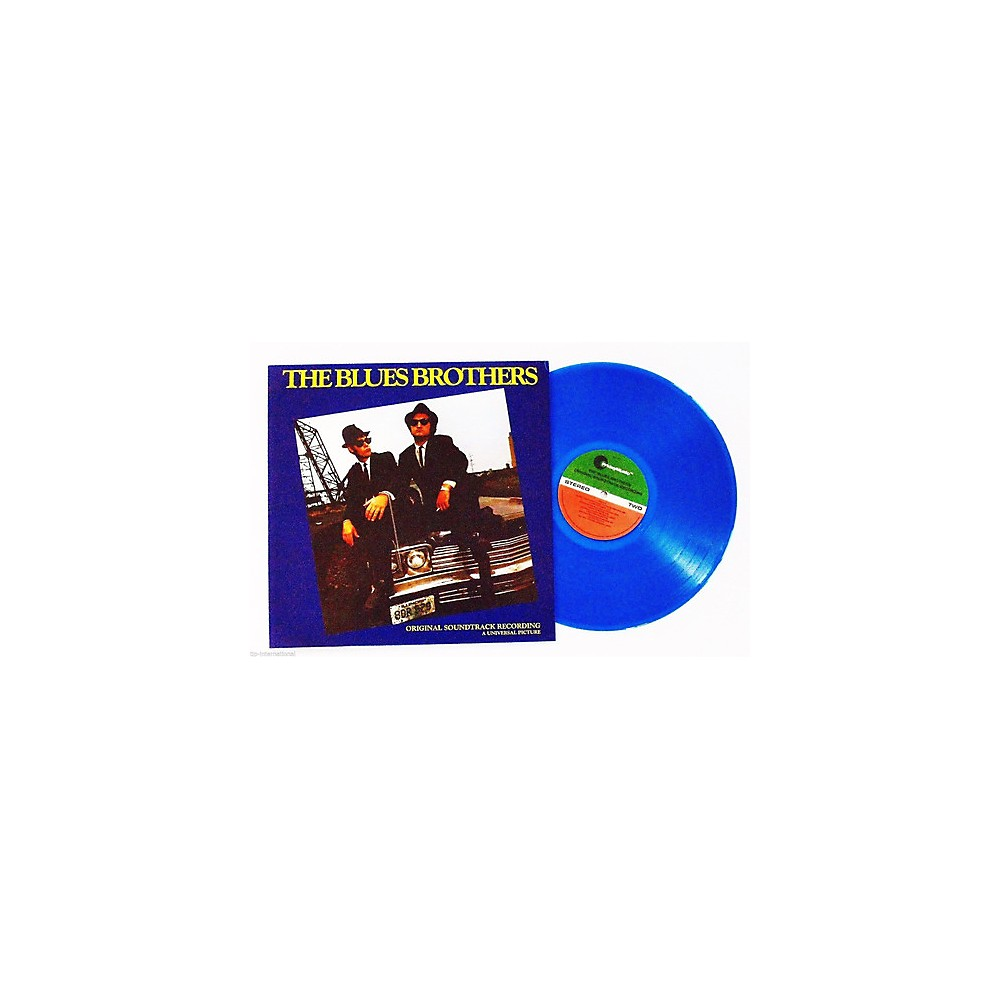 Alliance The Blues Brothers - Blues Brothers (Original Soundtrack) 1500000156823