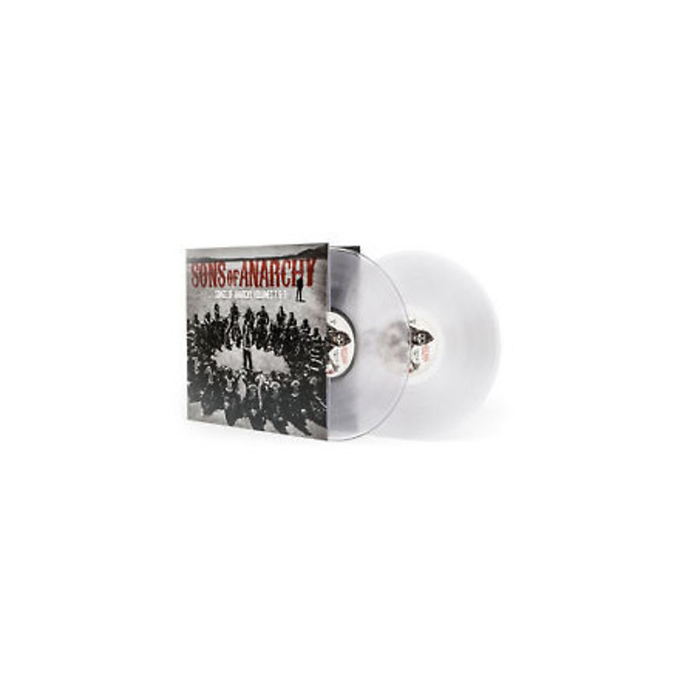 Alliance Sons Of Anarchy: Songs Of Anarchy 2&3 Seasons 5-6 Songs Of Anarchy, Vol. 2 And 3 Original Soundtrack 1500000156832