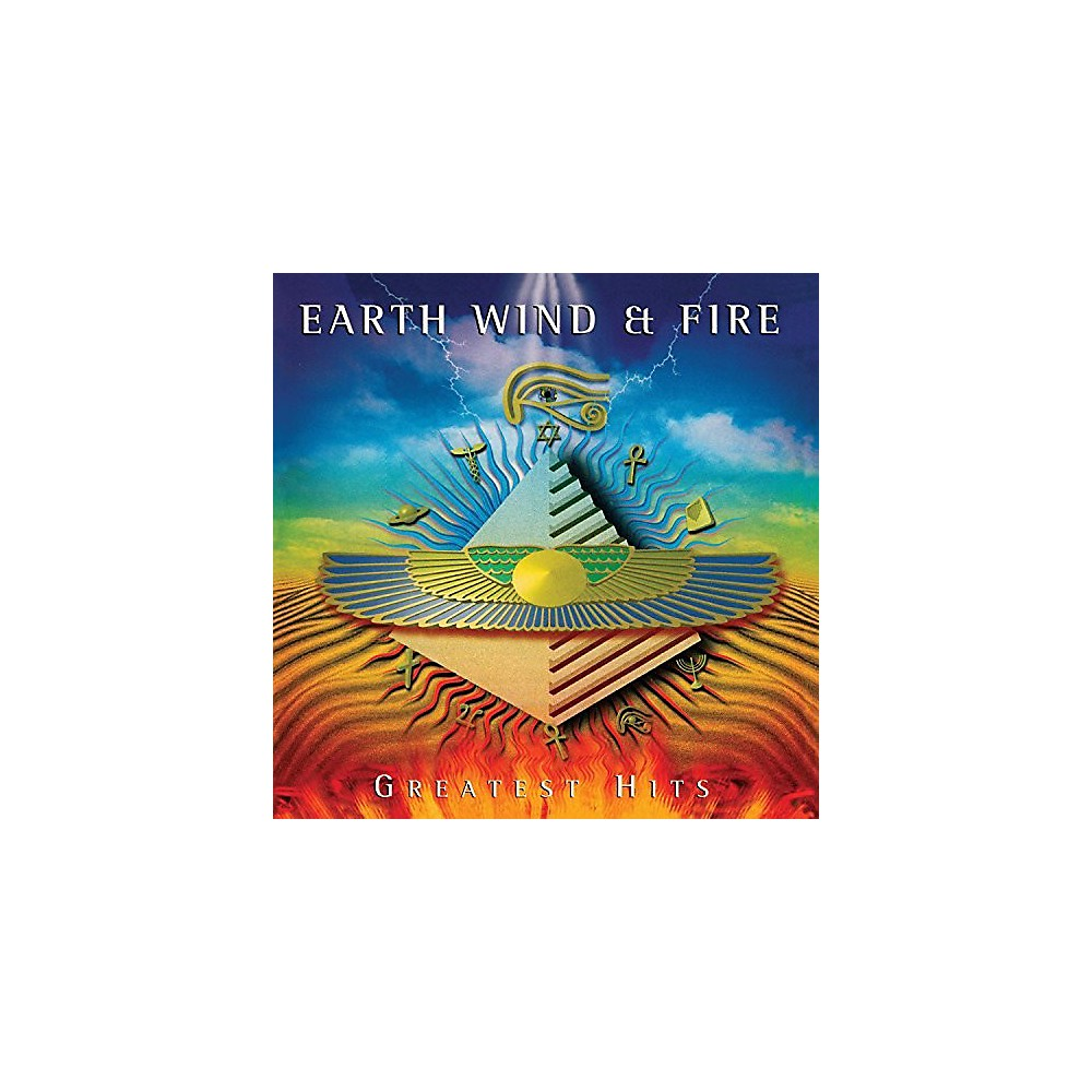 Alliance Earth Wind & Fire Greatest Hits 1500000156842