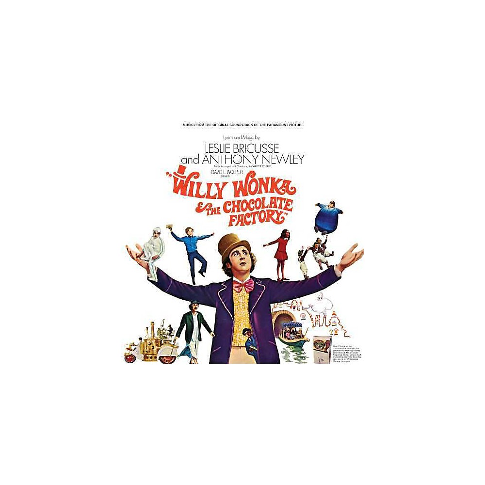 Alliance Soundtrack Willy Wonka & The Chocolate Factory (Original Soundtrack) 1500000156959