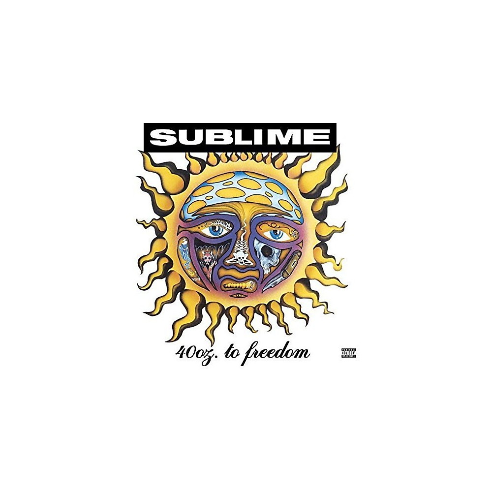 Alliance Sublime 40Oz. To Freedom 1500000156969