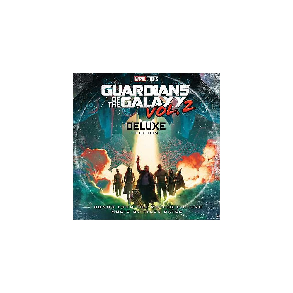 Alliance Various Artists Guardians Of The Galaxy, Vol. 2: Awesome Mix, Vol. 2 (Songs From The Motion Picture--Deluxe Edition) 1500000157165