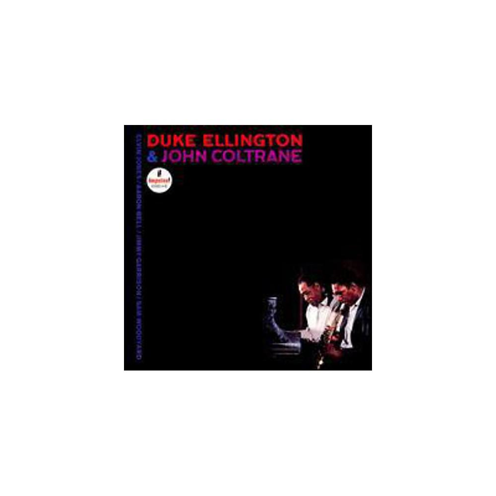 Alliance Duke Ellington - Duke Ellington & John Coltrane (reissue) 1500000157176