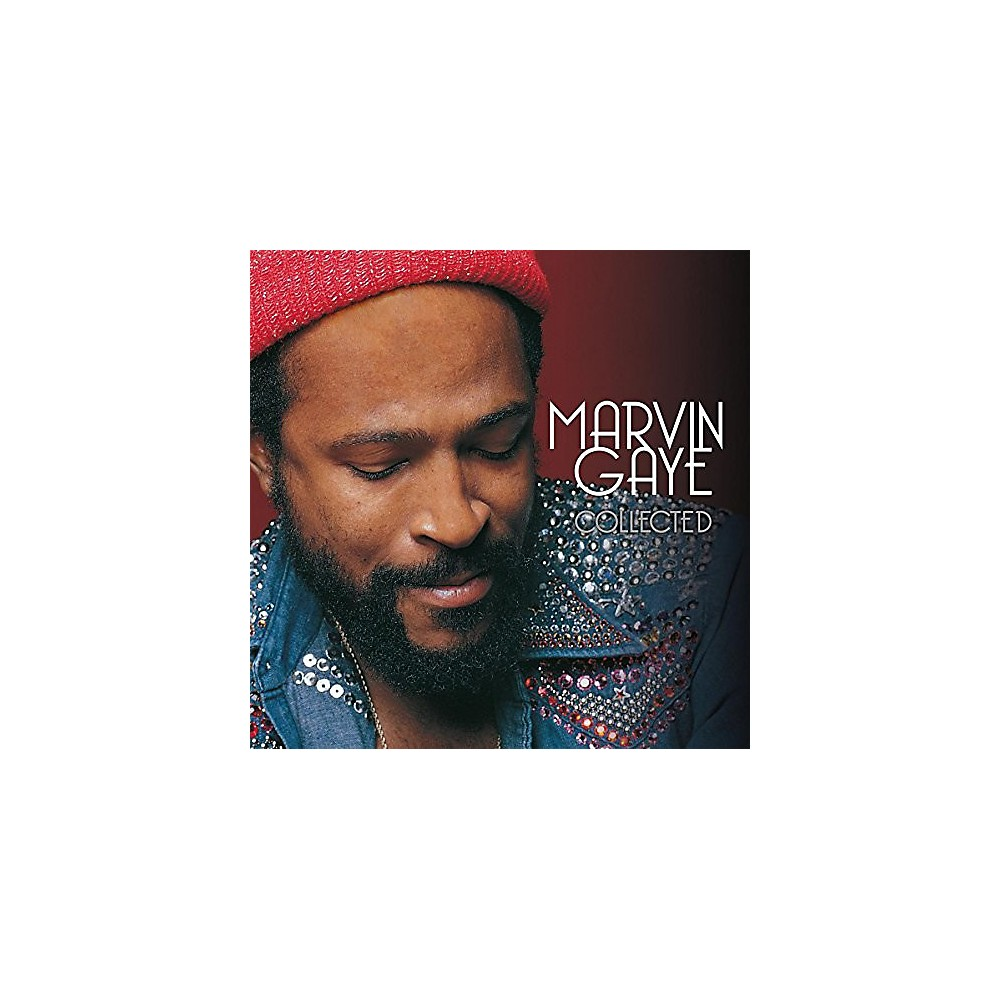 Alliance Marvin Gaye Collected 1500000157228
