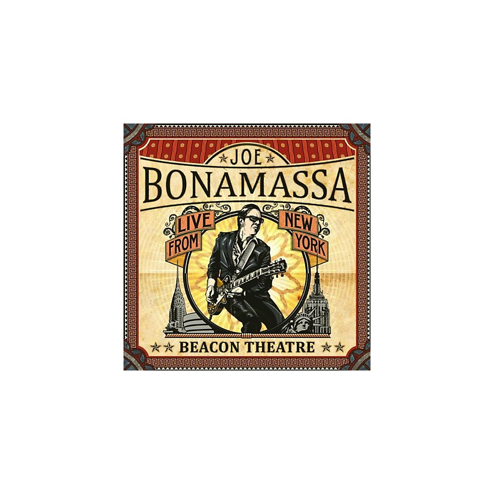 Alliance Joe Bonamassa - Beacon Theatre - Live From New York 1500000157683
