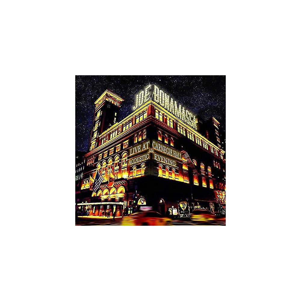 Alliance Joe Bonamassa Live At Carnegie Hall An Acoustic Evening 1500000157685