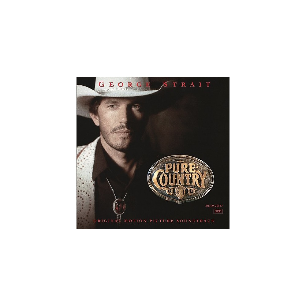 Alliance George Strait - Pure Country 1500000157900