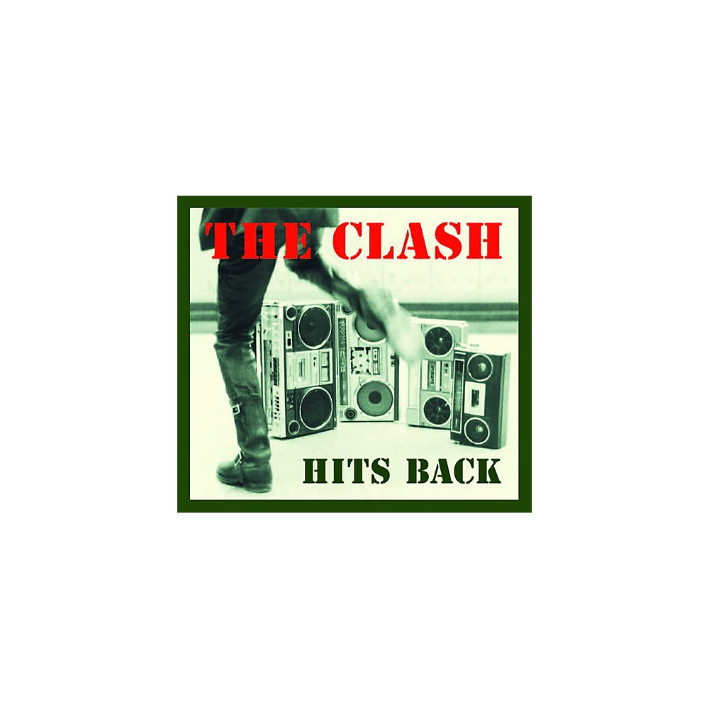 Alliance The Clash - Hits Back 1500000158202