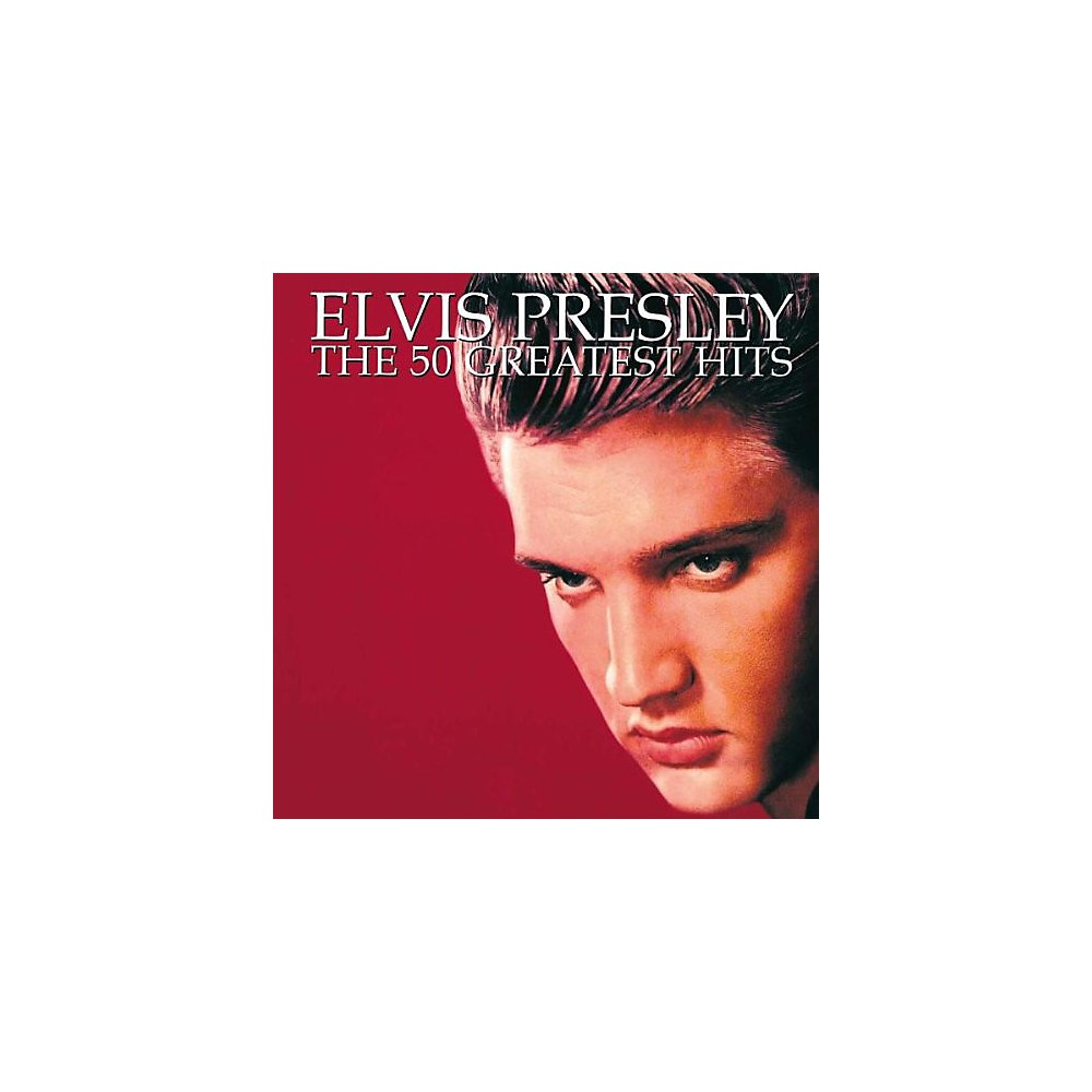 Alliance Elvis Presley 50 Greatest Hits 1500000158214