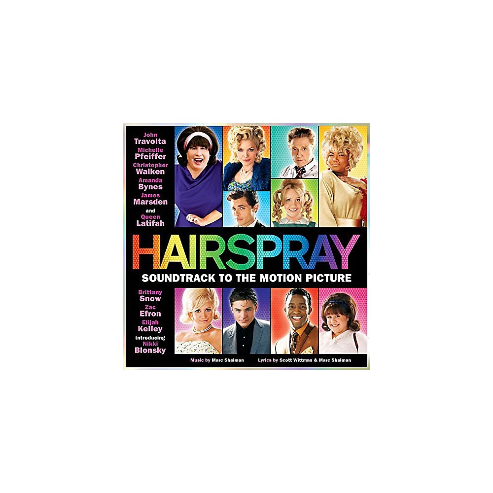 Alliance Various Artists - Hairspray: Soundtrack To The Motion Picture 1500000158316