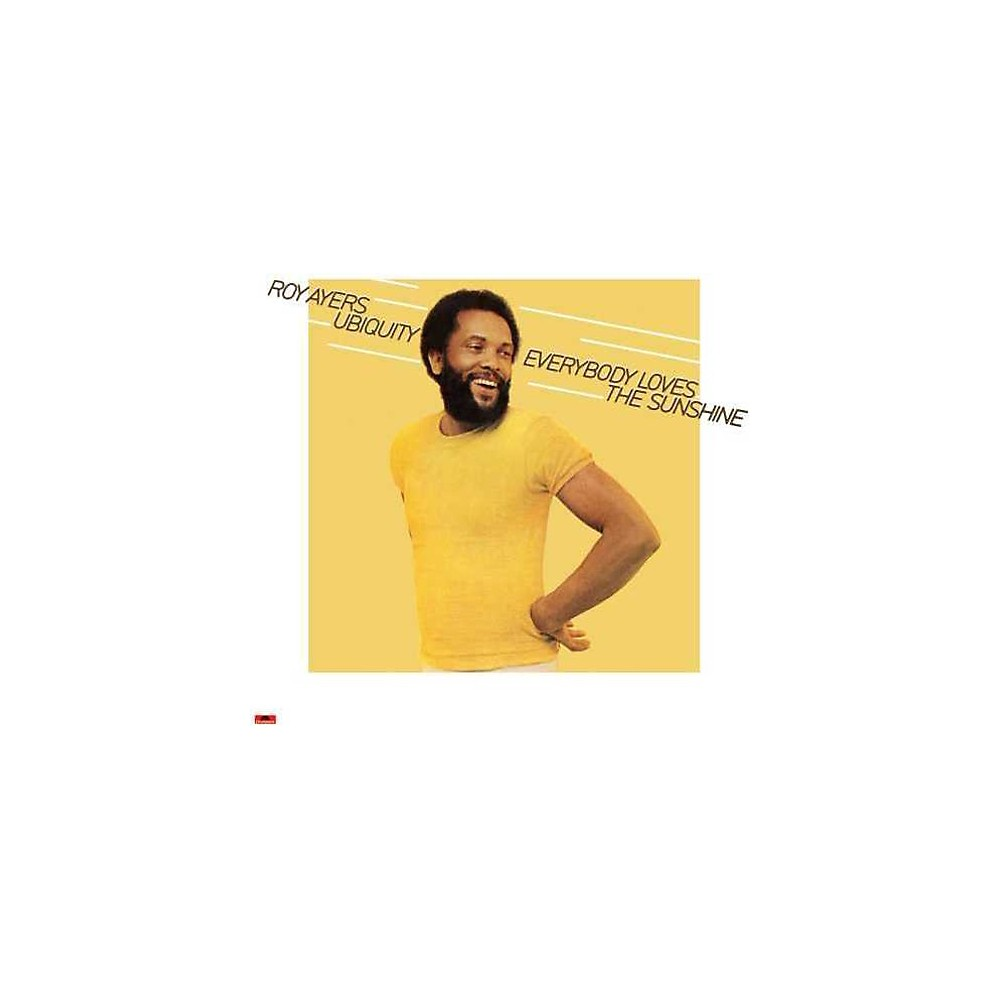 Alliance Roy Ayers Ubiquity Everybody Loves The Sunshine (40Th Anniversary) 1500000158454