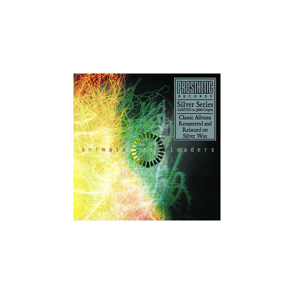 Alliance Animals As Leaders Animals As Leaders (Silver Edition) 1500000158476