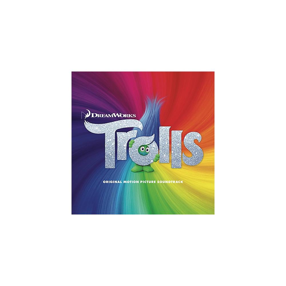 Alliance Various Trolls (Original Soundtrack) 1500000158517