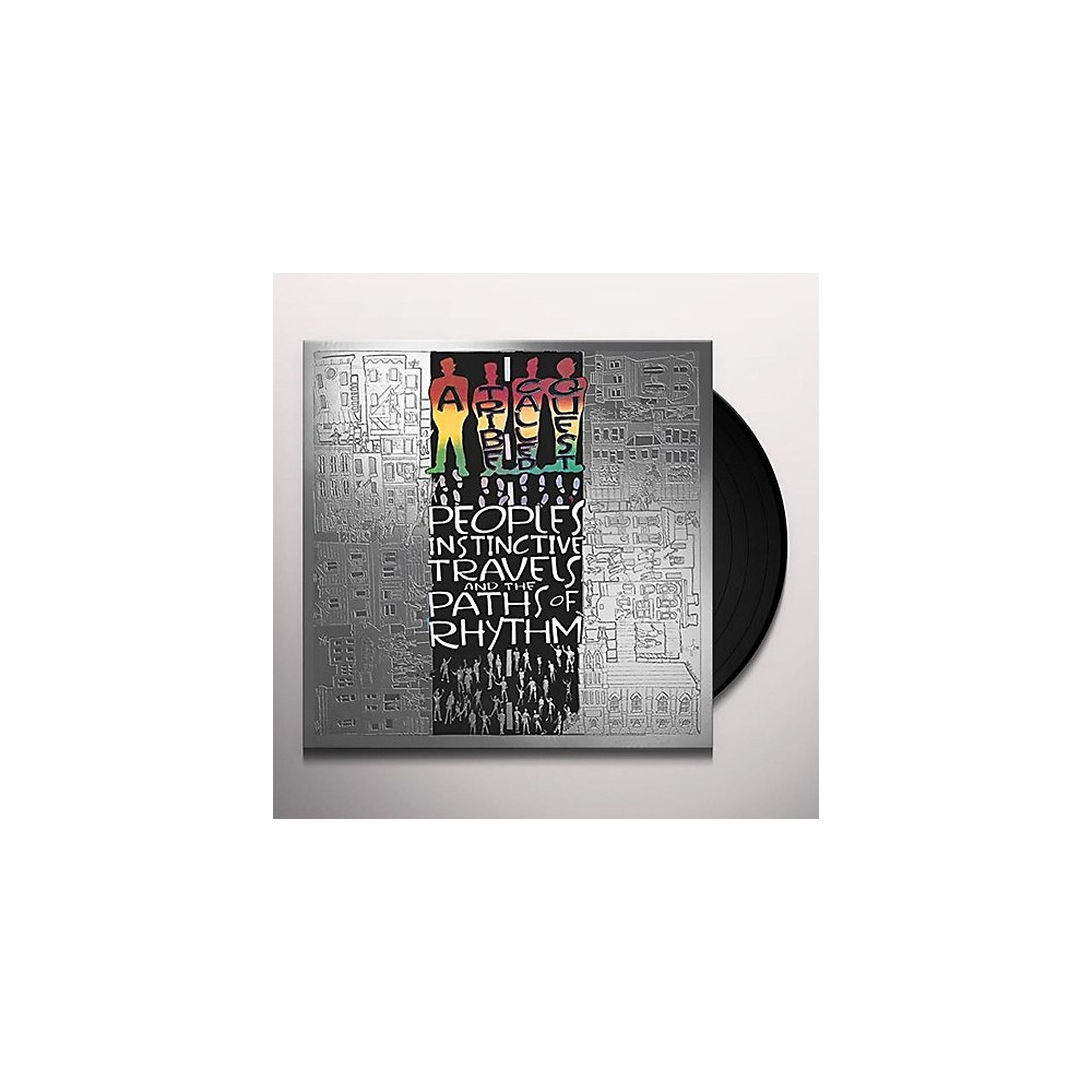 Alliance Tribe Called Quest People's Instinctive Travels And The Paths Of Rhythm (25Th Anniversary Edition) 1500000159260