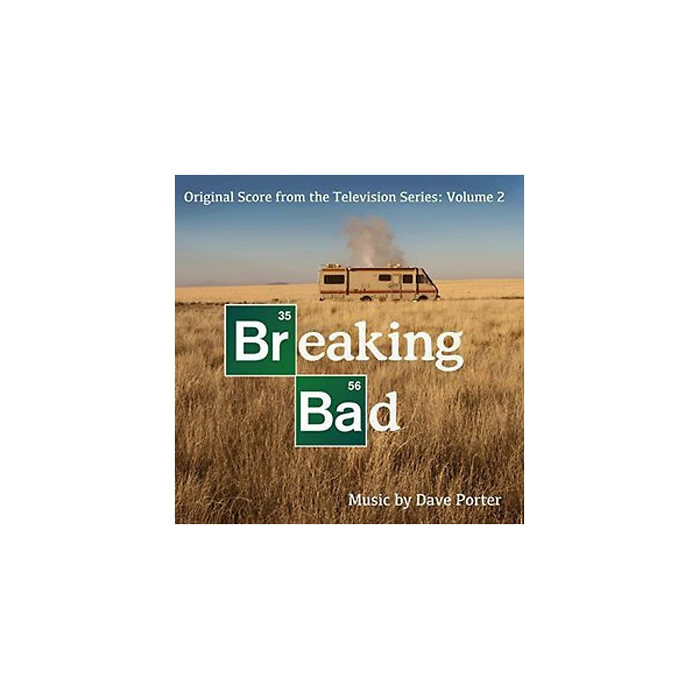Alliance Dave Porter Breaking Bad: Original Score 2 1500000159371