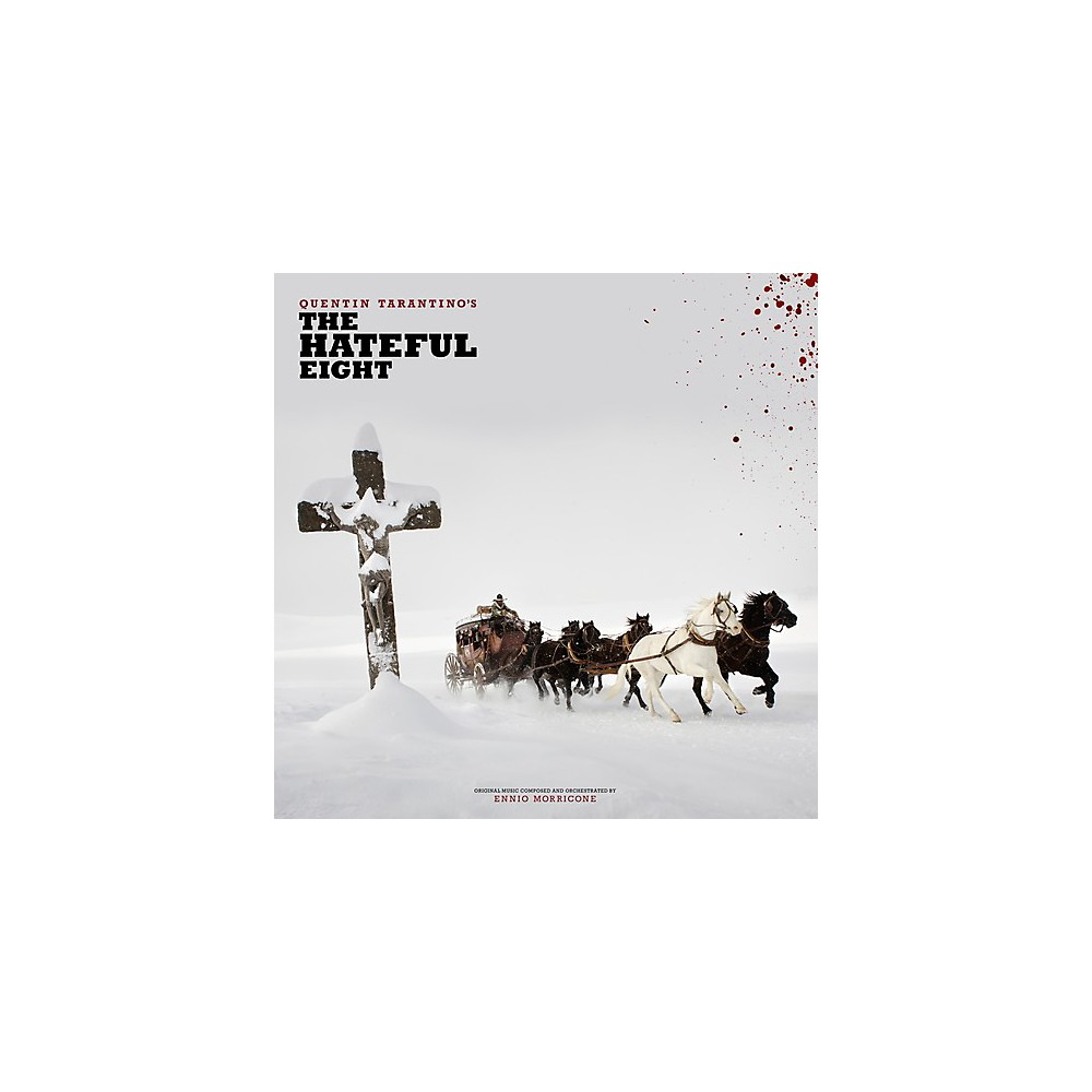 Alliance Various Artists Quentin Tarantino's The Hateful Eight (Original Soundtrack) 1500000159523