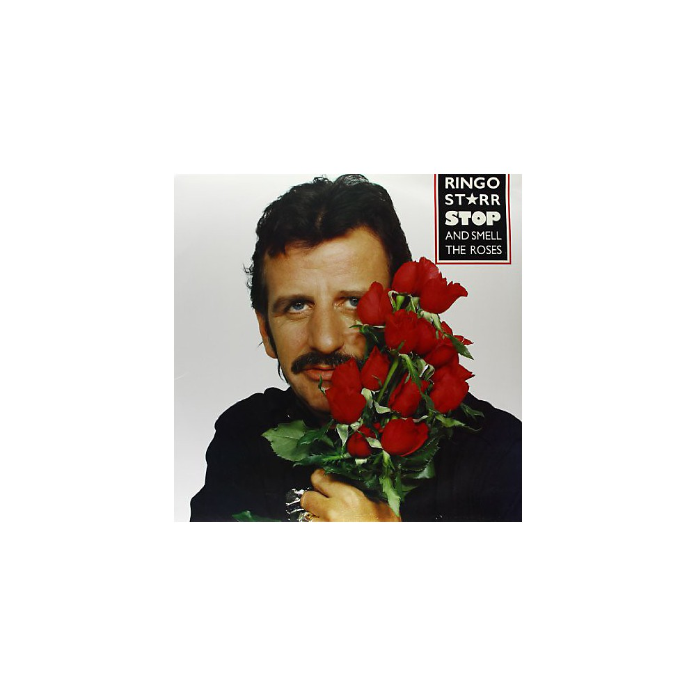 Alliance Ringo Starr Stop And Smell The Roses 1500000160642