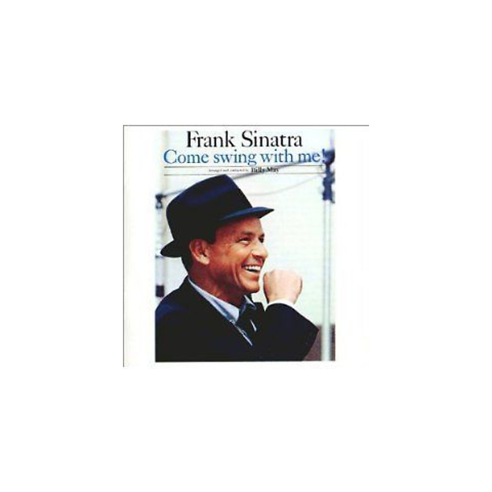 Alliance Frank Sinatra - Come Swing with Me 1500000160681