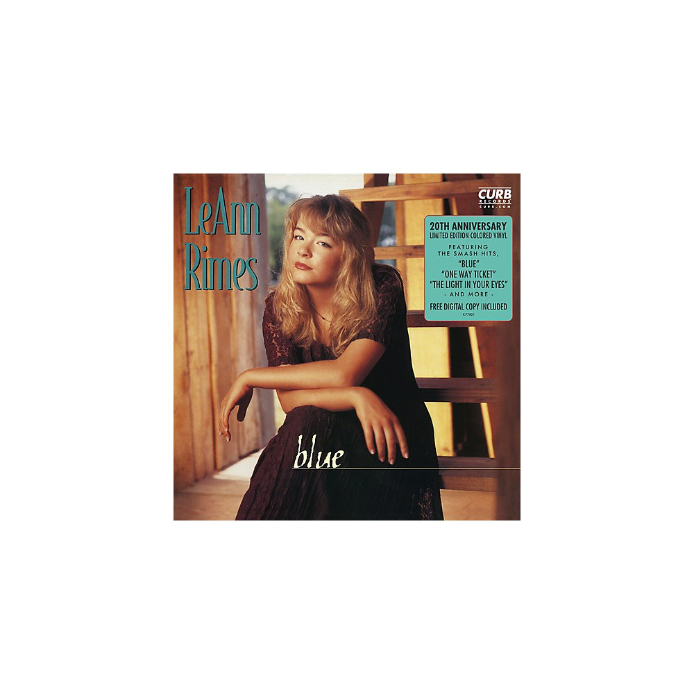 Alliance Leann Rimes Blue 20Th Anniversary Edition 1500000160972