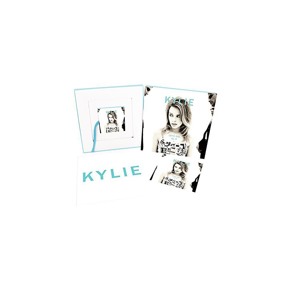 Alliance Kylie Minogue - Let's Get to It: Collector's Edition 1500000160986