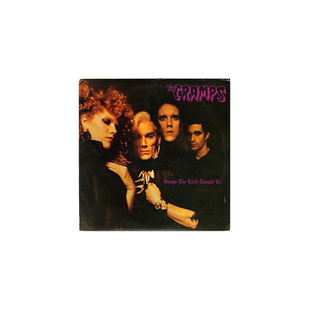 Alliance The Cramps Songs The Lord Taught Us 1500000161176
