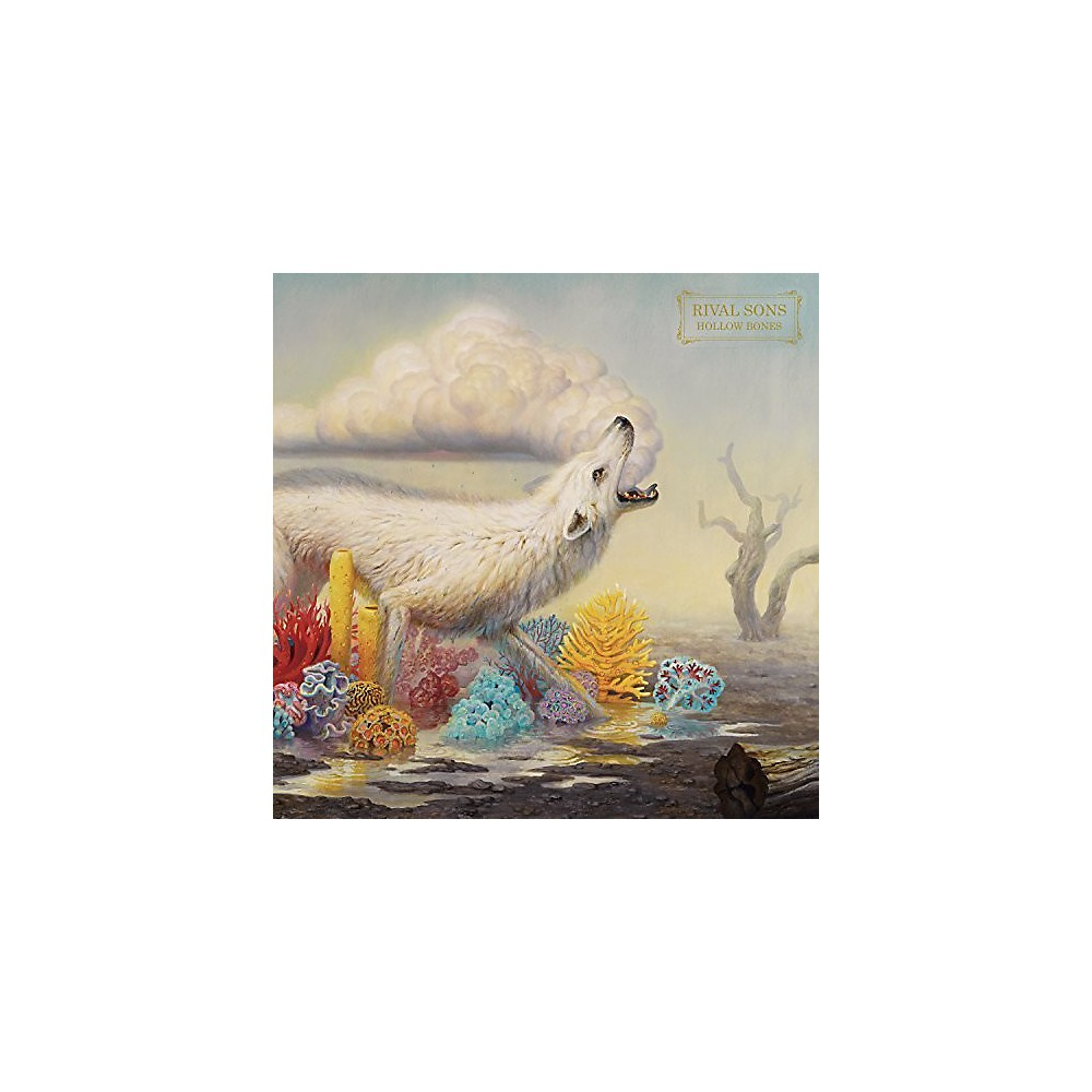 Alliance Rival Sons - Hollow Bones 1500000161234