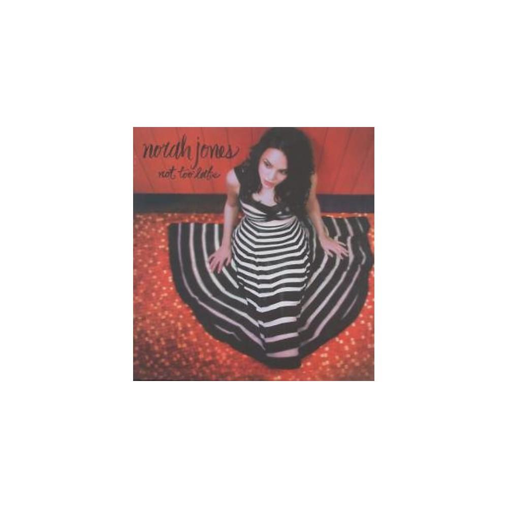 Alliance Norah Jones - Not Too Late 1500000161276