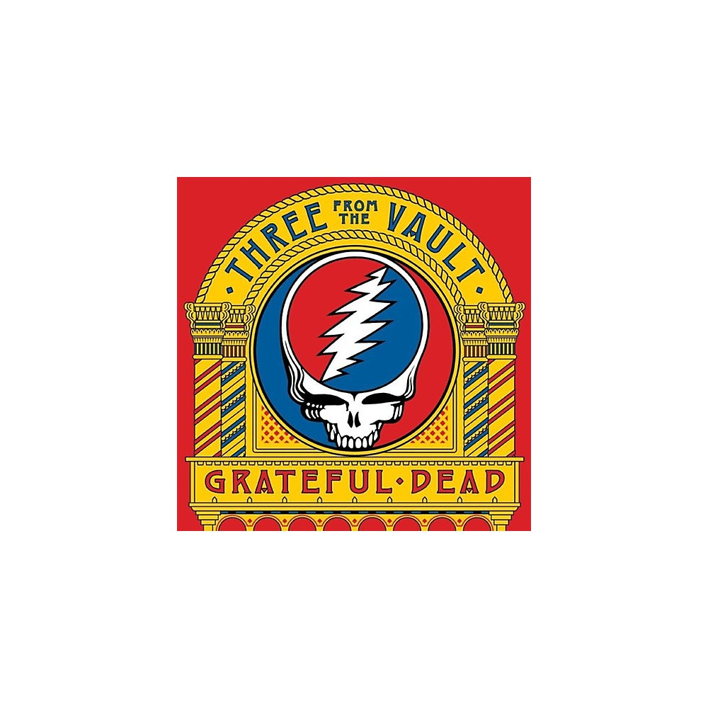 Alliance The Grateful Dead Three From The Vault 1500000161672