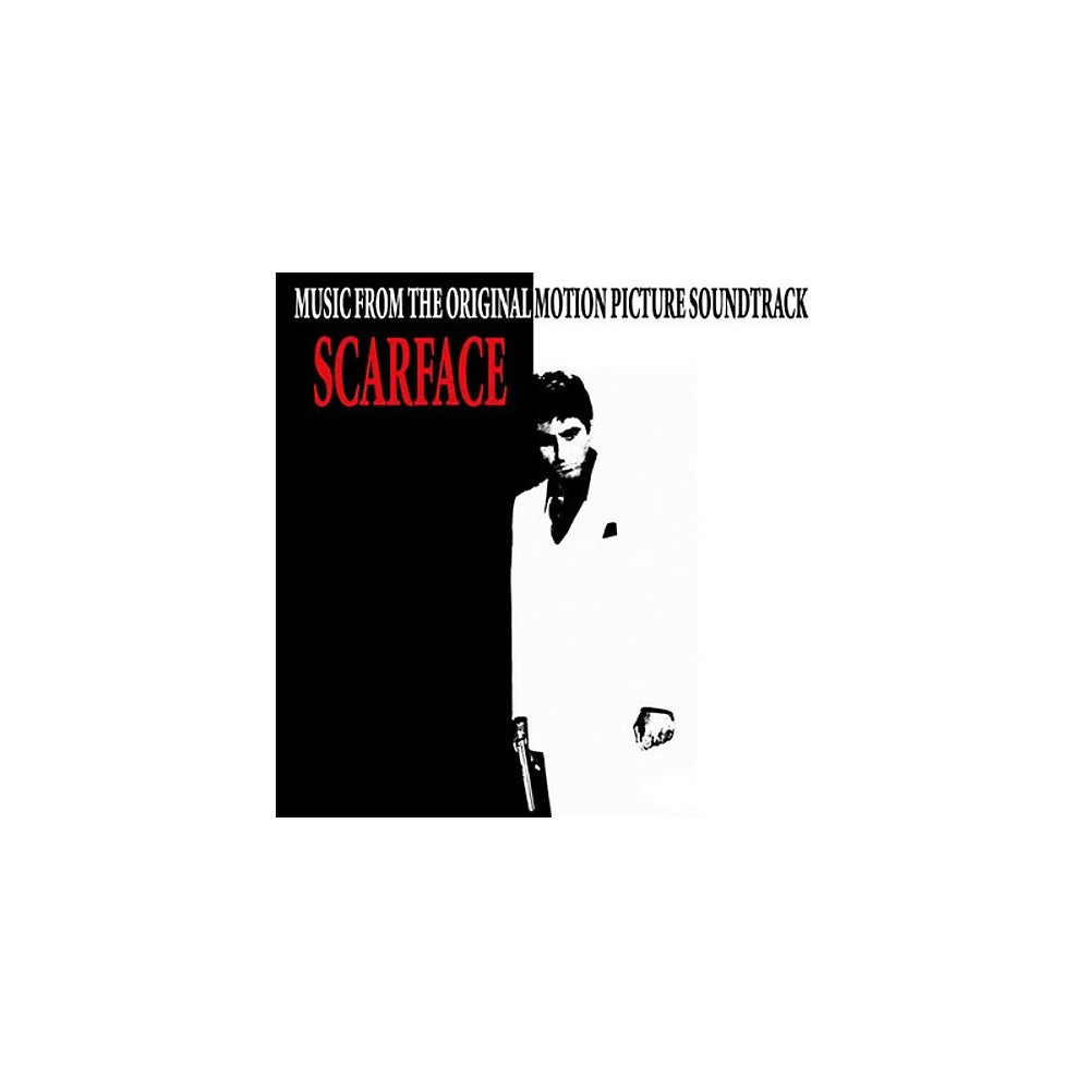 Alliance Scarface (Original Soundtrack) 1500000161749