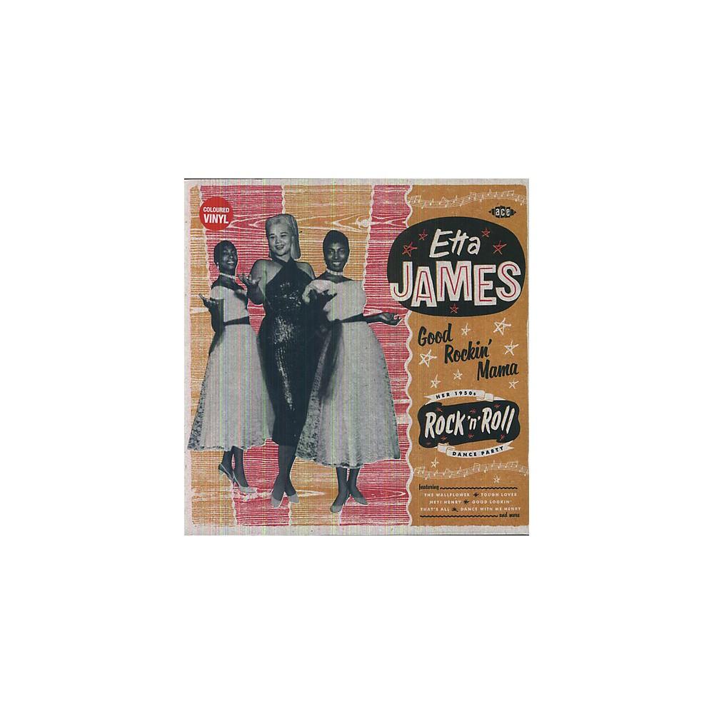 Alliance Etta James - Good Rockin' Mama: Her 1950s Rock'n'roll Dance Party 1500000161980