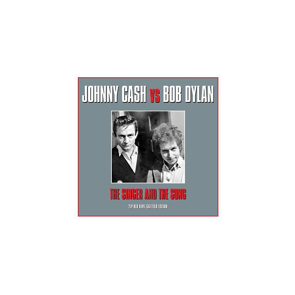Alliance Johnny Cash & Bob Dylan - Singer & the Song 1500000162013